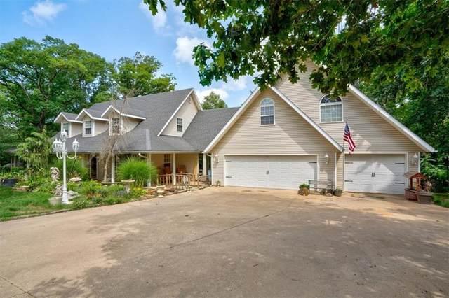 16462 W Spring Valley Road, Gravette, AR 72736 (MLS #1193695) :: Five Doors Network Northwest Arkansas