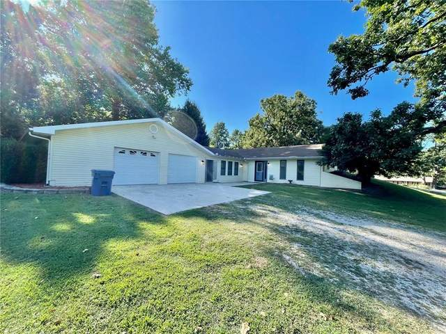 1604 Chappell Drive, Cassville, MO 65625 (MLS #1193939) :: NWA House Hunters   RE/MAX Real Estate Results