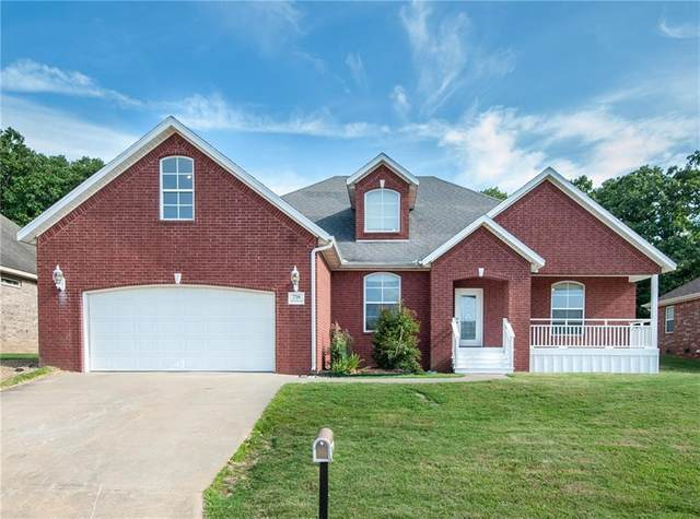 718 W Foothills Drive, Fayetteville, AR 72701 (MLS #1194032) :: McMullen Realty Group