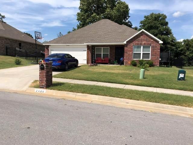 2480 Double Bogey Lane, Farmington, AR 72730 (MLS #1194059) :: NWA House Hunters | RE/MAX Real Estate Results