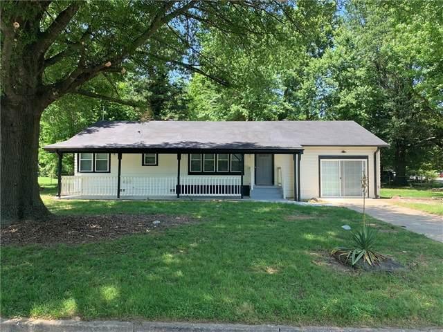 1302 Rebecca Street, Springdale, AR 72764 (MLS #1194268) :: NWA House Hunters | RE/MAX Real Estate Results