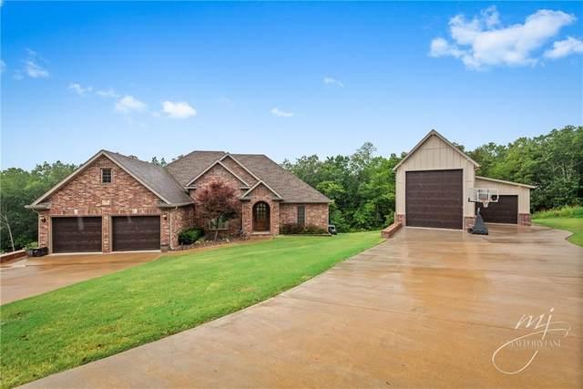 5 Bere Circle, Bella Vista, AR 72714 (MLS #1194273) :: McNaughton Real Estate