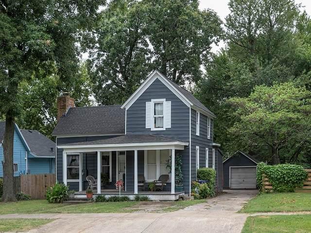 606 N Mount Olive Street, Siloam Springs, AR 72761 (MLS #1194301) :: McNaughton Real Estate