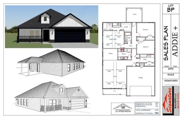 1250 Mt Hood, Centerton, AR 72719 (MLS #1194392) :: McNaughton Real Estate