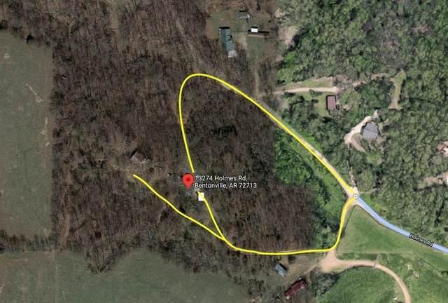 13274 Holmes Road, Bentonville, AR 72713 (MLS #1194516) :: McMullen Realty Group