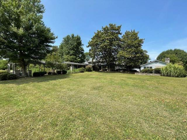 123 Shields Drive, Holiday Island, AR 72631 (MLS #1194519) :: McMullen Realty Group