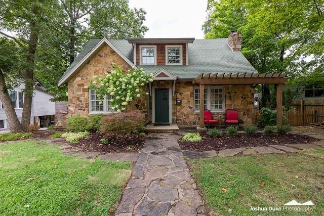 424 N Highland Avenue, Fayetteville, AR 72701 (MLS #1194570) :: Five Doors Network Northwest Arkansas