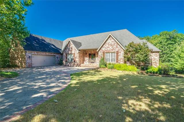 1708 W Osage Bend, Fayetteville, AR 72701 (MLS #1194954) :: NWA House Hunters | RE/MAX Real Estate Results