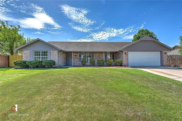 1362 Forest Street, Springdale, AR 72764 (MLS #1194962) :: McMullen Realty Group