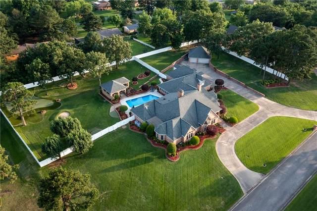 1205 Woodland Creek Circle, Van Buren, AR 72956 (MLS #1195073) :: McNaughton Real Estate