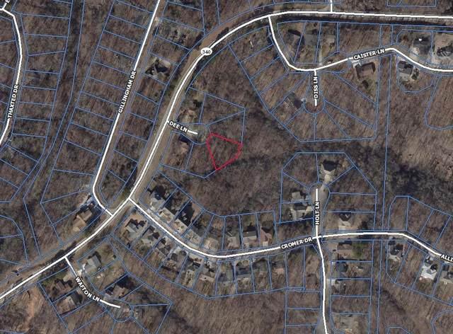 Dee Lane, Bella Vista, AR 72715 (MLS #1195074) :: NWA House Hunters | RE/MAX Real Estate Results