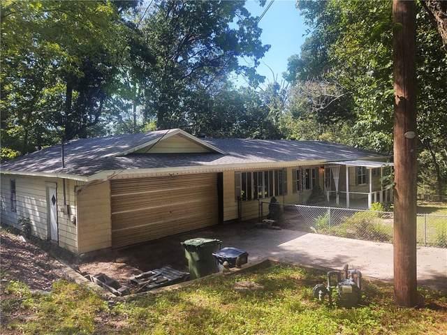 1006 S G Street, Rogers, AR 72756 (MLS #1195087) :: Five Doors Network Northwest Arkansas