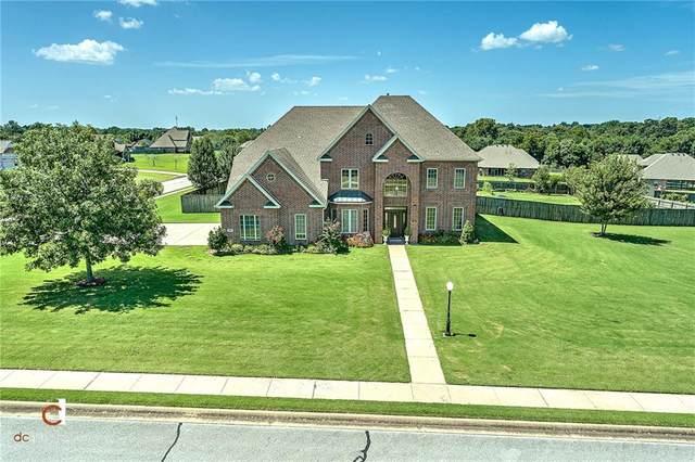 700 Galahad Drive, Springdale, AR 72762 (MLS #1195146) :: McNaughton Real Estate
