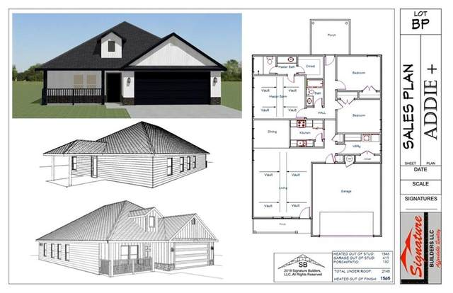 1151 Sunshine Court, Centerton, AR 72719 (MLS #1195208) :: McNaughton Real Estate