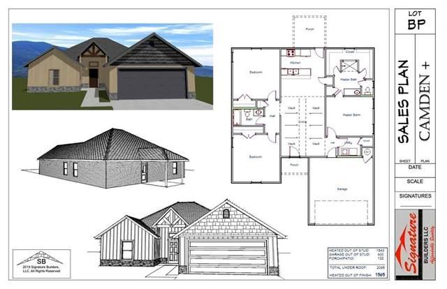 1201 Sunshine Court, Centerton, AR 72719 (MLS #1195210) :: McNaughton Real Estate