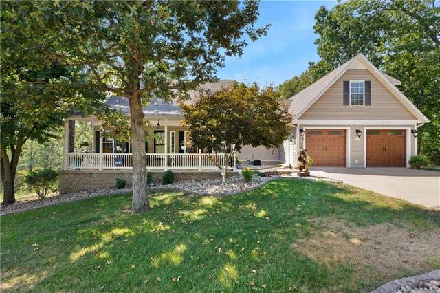 8813 Pageant Drive, Rogers, AR 72756 (MLS #1195306) :: McNaughton Real Estate