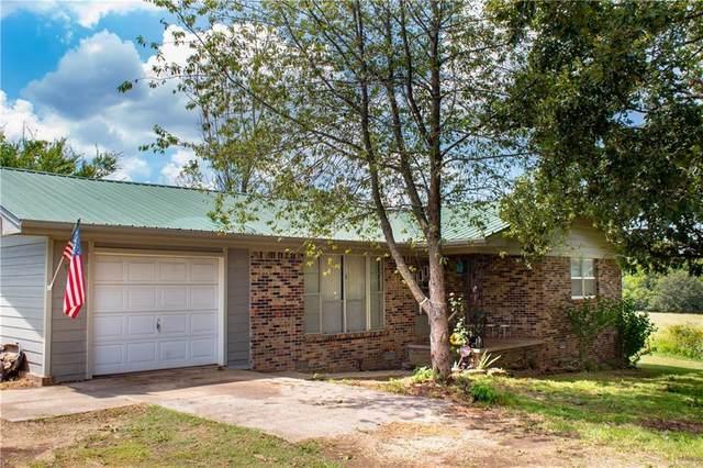 1505 S Mitchell Avenue, Lincoln, AR 72744 (MLS #1195350) :: Five Doors Network Northwest Arkansas