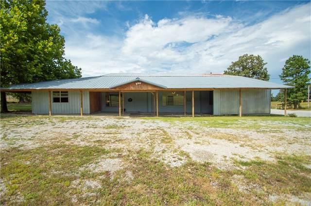 8174 Highway 412, Huntsville, AR 72740 (MLS #1195440) :: Five Doors Network Northwest Arkansas