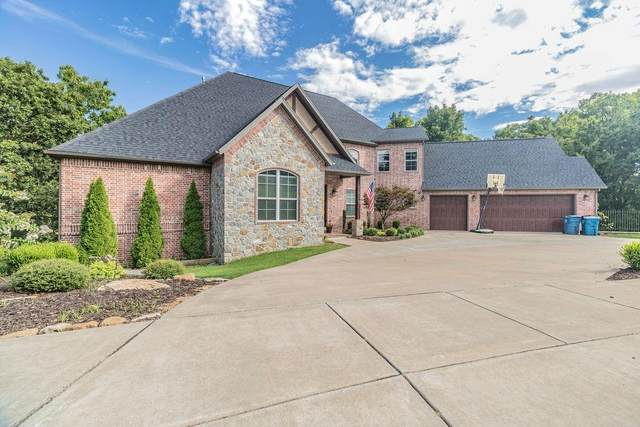1306 Bluff Spring Avenue, Bentonville, AR 72712 (MLS #1195525) :: NWA House Hunters | RE/MAX Real Estate Results
