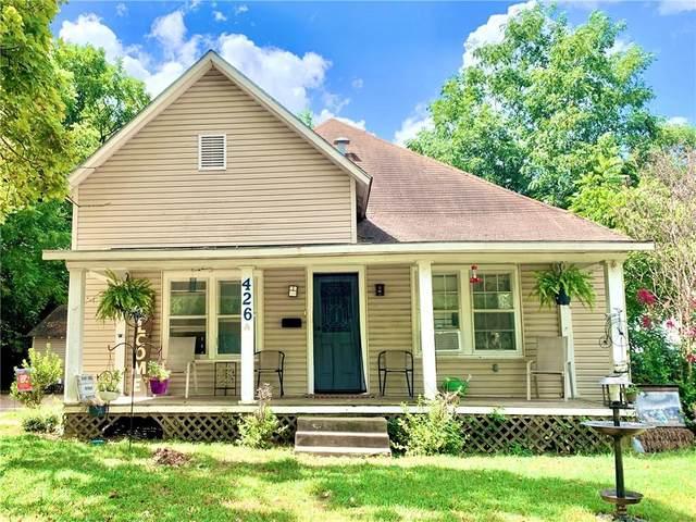 426 Washington Street, Siloam Springs, AR 72761 (MLS #1195533) :: McMullen Realty Group