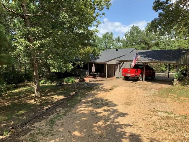 310 Madison 6002, Huntsville, AR 72740 (MLS #1195586) :: Five Doors Network Northwest Arkansas