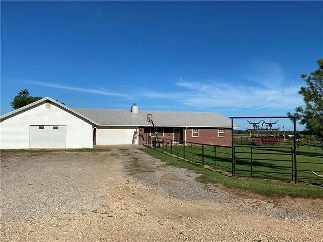 52502 630 Road, Colcord, OK 74338 (MLS #1195676) :: NWA House Hunters   RE/MAX Real Estate Results