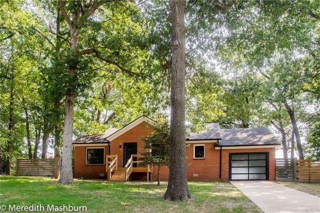 310 NW J Street, Bentonville, AR 72712 (MLS #1195725) :: Five Doors Network Northwest Arkansas