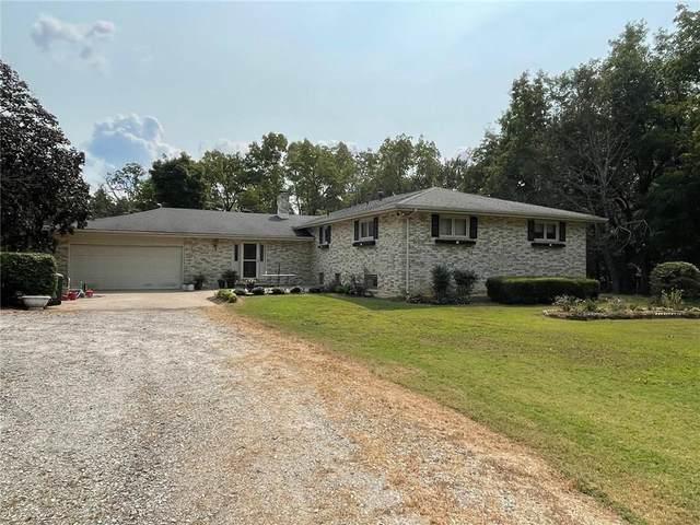 20301 Garman Road, Gentry, AR 72734 (MLS #1196803) :: Five Doors Network Northwest Arkansas