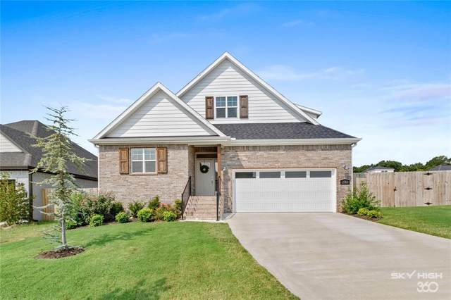 2763 N Chapel Drive, Fayetteville, AR 72704 (MLS #1196839) :: NWA House Hunters | RE/MAX Real Estate Results