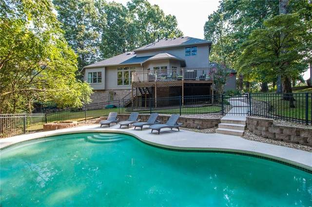 25 Copperfield, Bentonville, AR 72712 (MLS #1196864) :: NWA House Hunters   RE/MAX Real Estate Results