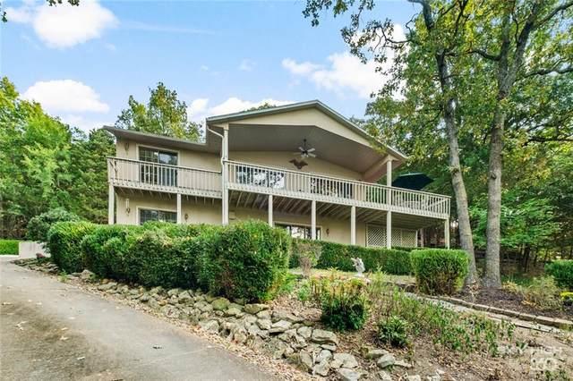 20950 Slate Gap Road, Garfield, AR 72732 (MLS #1196926) :: McNaughton Real Estate
