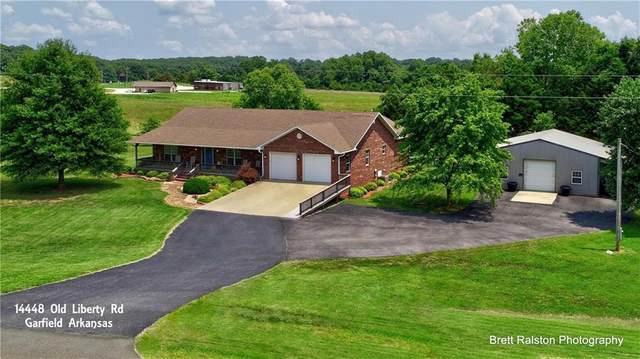14448 Old Liberty Road, Garfield, AR 72732 (MLS #1197044) :: NWA House Hunters | RE/MAX Real Estate Results