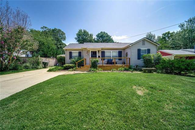 920 N Vandeventer Avenue, Fayetteville, AR 72701 (MLS #1197053) :: NWA House Hunters | RE/MAX Real Estate Results
