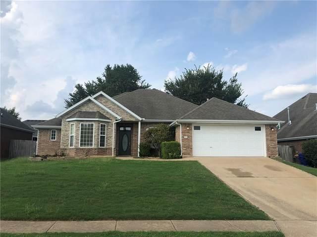 5707 Casey Drive, Rogers, AR 72758 (MLS #1197106) :: McNaughton Real Estate
