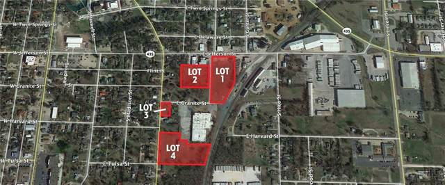 3 AC (Lot 4) S Washington Street, Siloam Springs, AR 72761 (MLS #1197238) :: McMullen Realty Group