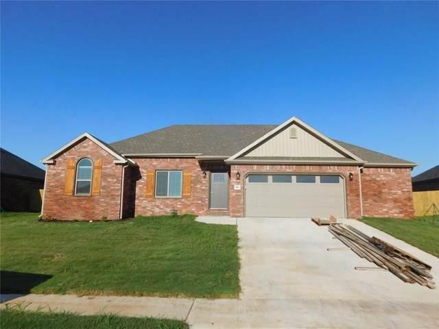 421 Captain Hopkins Street, Prairie Grove, AR 72753 (MLS #1197271) :: Five Doors Network Northwest Arkansas