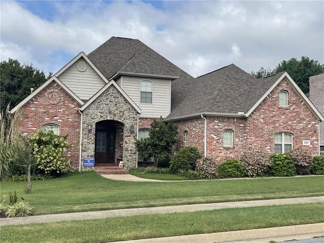 2307 Covington Park Boulevard, Fayetteville, AR 72703 (MLS #1197292) :: NWA House Hunters | RE/MAX Real Estate Results