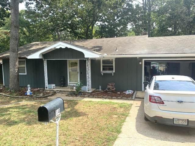 14 Grisham Drive, Bella Vista, AR 72715 (MLS #1197333) :: NWA House Hunters | RE/MAX Real Estate Results