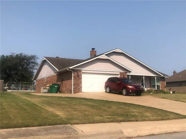 1802 Carrie Place, Springdale, AR 72762 (MLS #1197347) :: McMullen Realty Group
