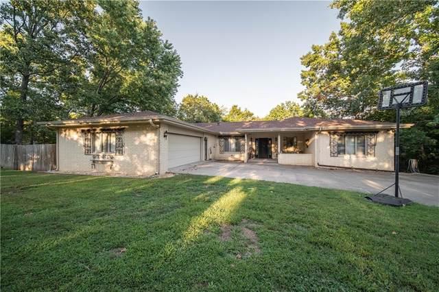 25 Huskins Circle, Bella Vista, AR 72715 (MLS #1197360) :: McNaughton Real Estate