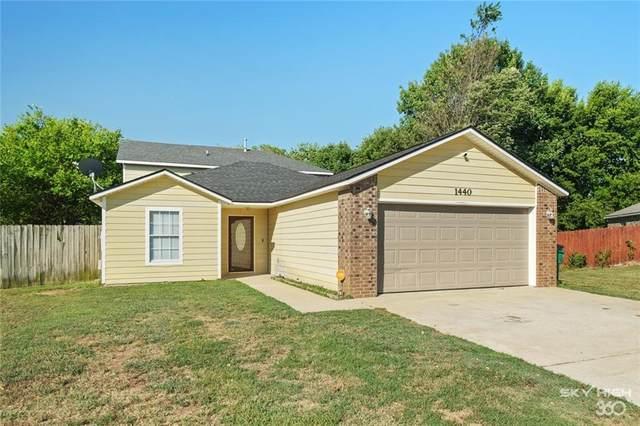1440 Tumbleweed Drive, Springdale, AR 72764 (MLS #1197409) :: McMullen Realty Group