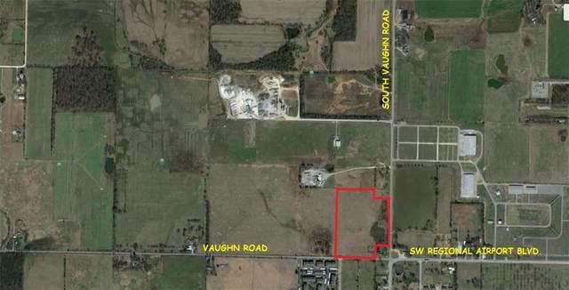 15.35AC Vaughn Road, Bentonville, AR 72713 (MLS #1197432) :: Five Doors Network Northwest Arkansas