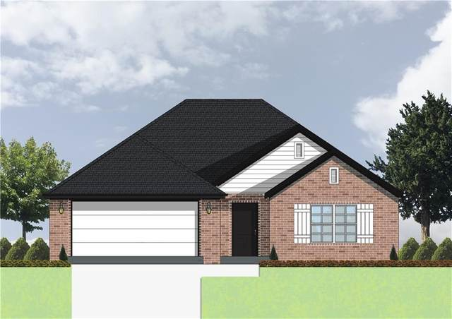 5901 SW Teppee Avenue, Bentonville, AR 72713 (MLS #1197540) :: McNaughton Real Estate