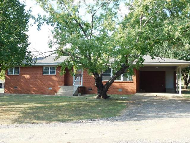 1222 Hill Street, Alma, AR 72921 (MLS #1197588) :: McMullen Realty Group