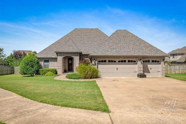 4002 Clearcreek, Bentonville, AR 72713 (MLS #1197610) :: McNaughton Real Estate