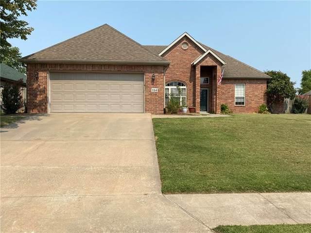 114 Skinner Street, Centerton, AR 72719 (MLS #1197619) :: Five Doors Network Northwest Arkansas
