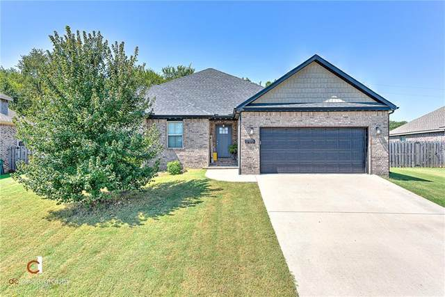 730 Hawthorn Way, Centerton, AR 72719 (MLS #1197625) :: NWA House Hunters | RE/MAX Real Estate Results