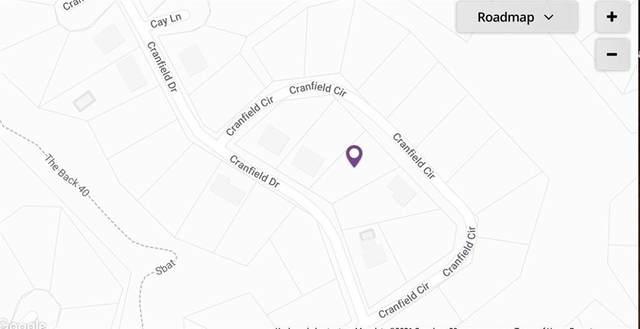 Lot 3, Block 4 Cranfield Drive, Bella Vista, AR 72714 (MLS #1197698) :: Five Doors Network Northwest Arkansas