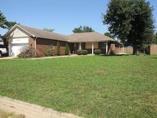 1201 W Cottonwood Street, Rogers, AR 72758 (MLS #1197705) :: McNaughton Real Estate