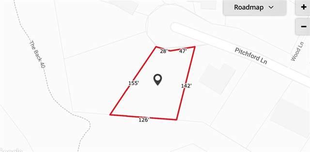 Lot 14, Block 10 Pitchford Lane, Bella Vista, AR 72714 (MLS #1197717) :: McMullen Realty Group